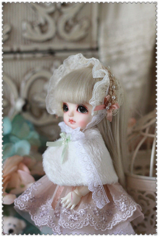 Nadia Dresses 2nd edition for PukiFee/ Lati Yellow design by ChillyQi